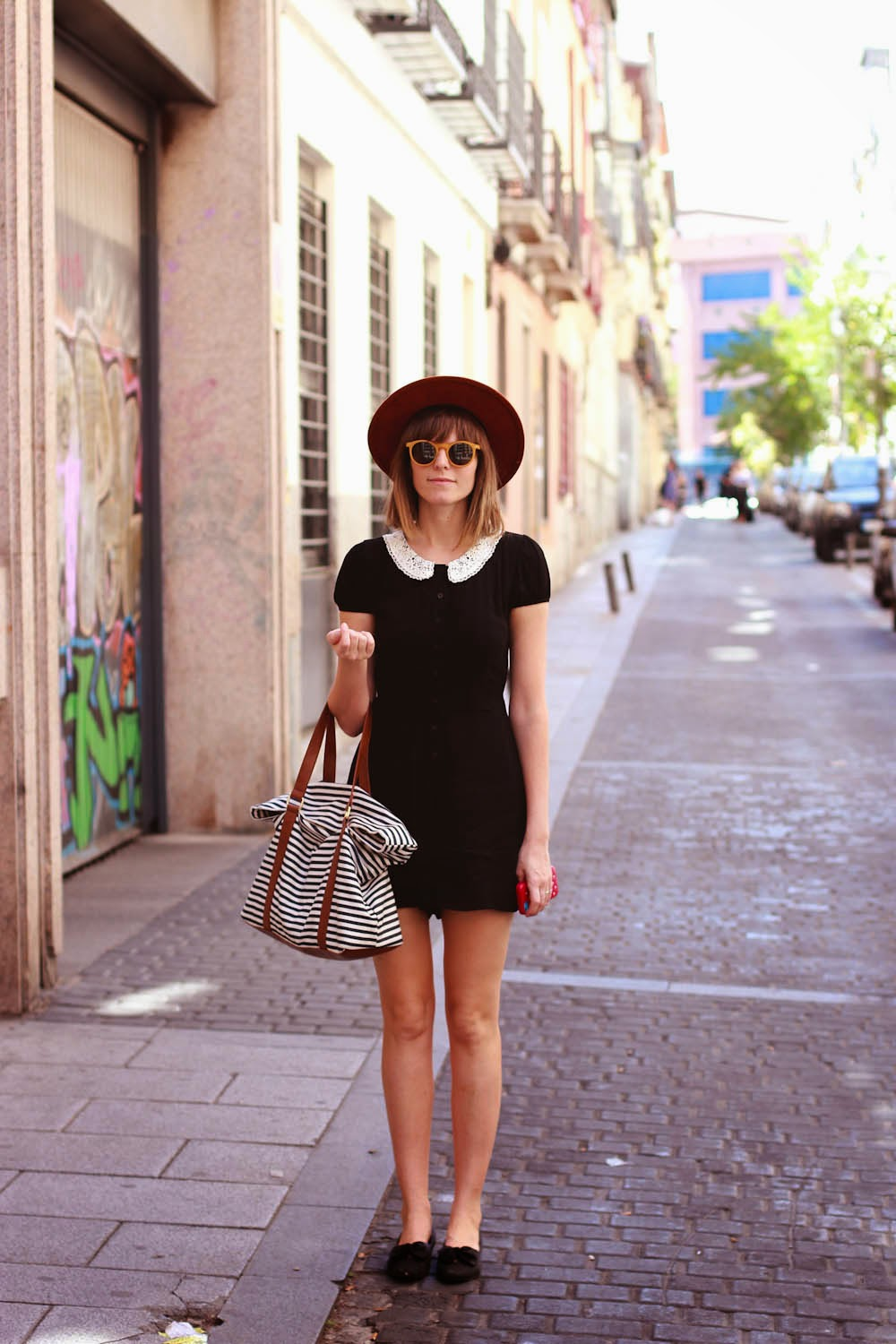 steffy kuncman fashion blogger madrid
