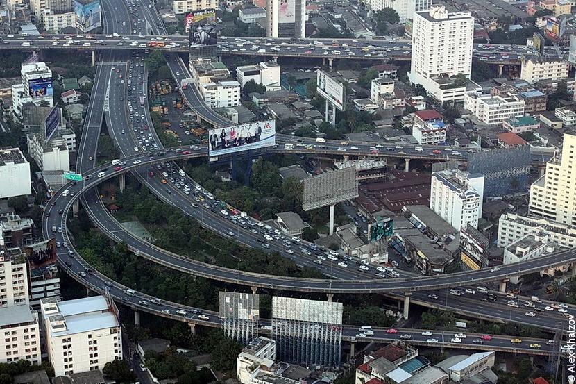 Развязки в Бангкоке