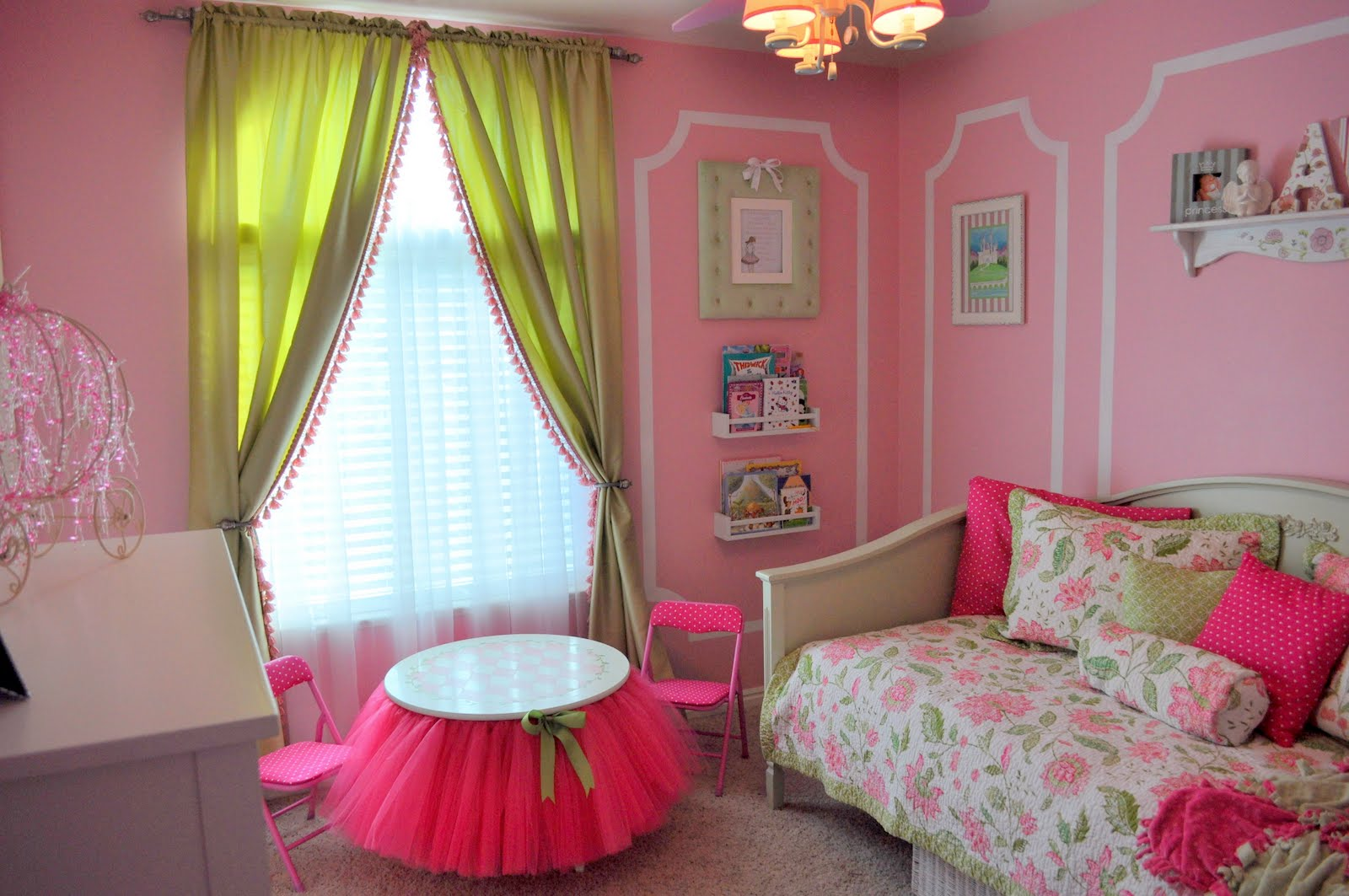 Sassy Sanctuary Ava S Quot Big Girl Quot Room