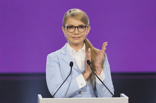 Судя по истерической реакции пропагандистского отребья, в серьезность Тимошенко полностью верит Порошенко