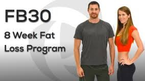 8 Week Fat Loss Program to Lose Weight