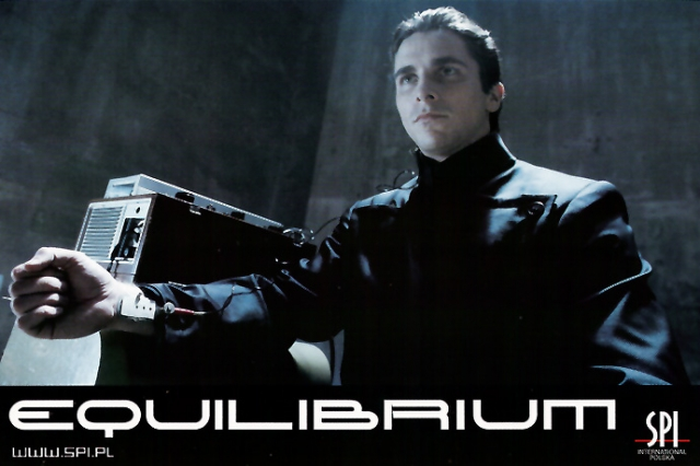 Cái Giá Phải Trả, Equilibrium
