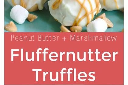 Fluffernutter Truffles