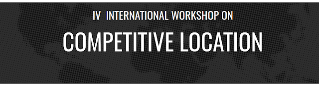 IV International Workshop on Competitive Location.