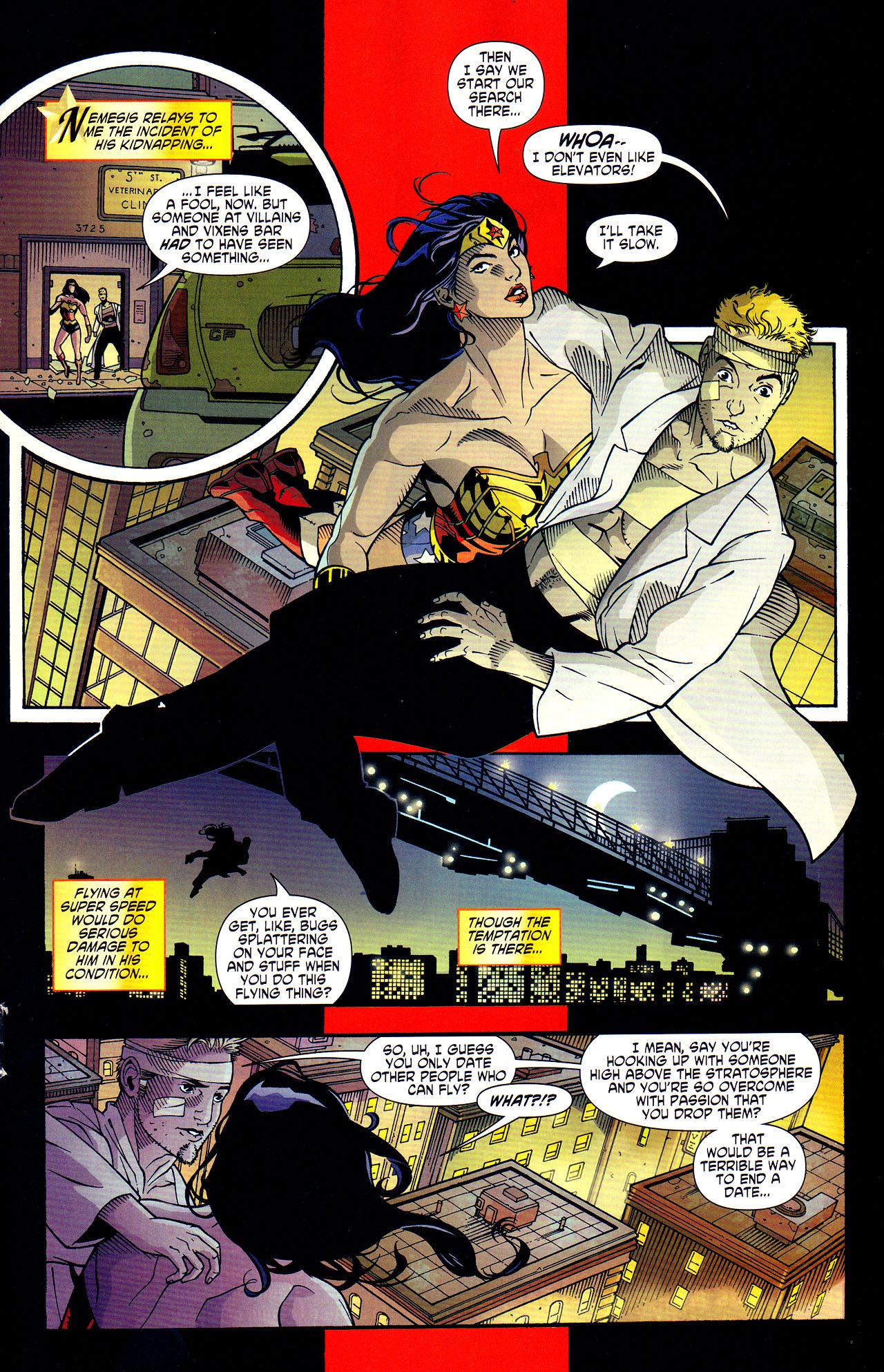 Read online Wonder Woman (2006) comic -  Issue #7 - 12