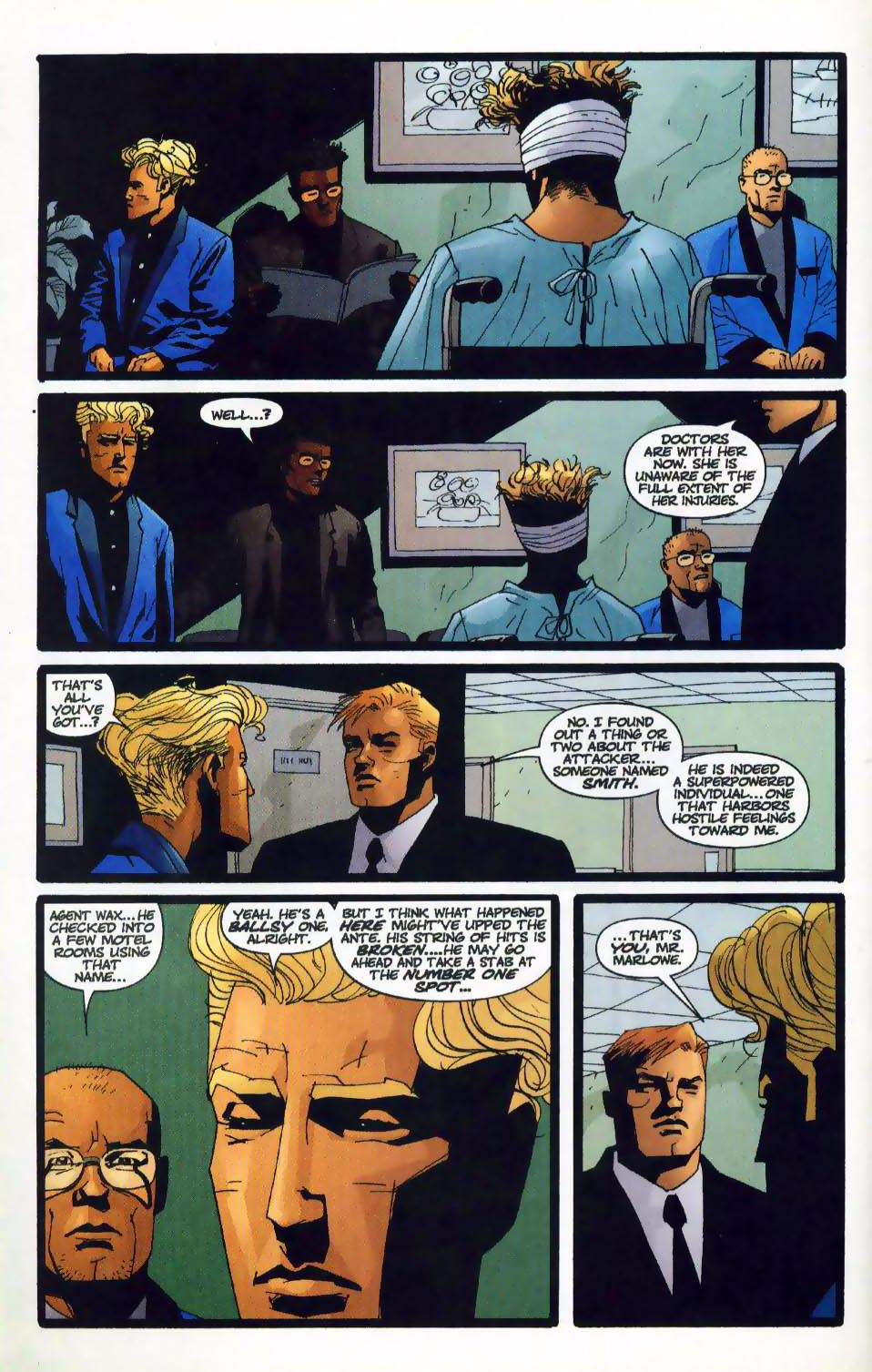 Wildcats (1999) Issue #17 #18 - English 19
