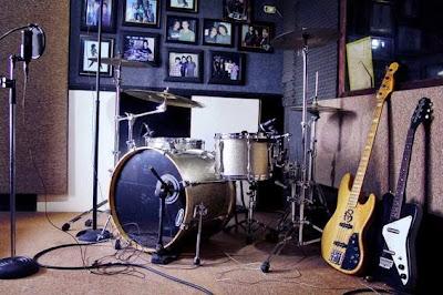 Peluang Usaha Studio Musik Dengan Modal Kecil Untung Besar
