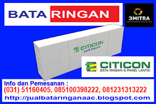 Jual Bata Ringan Citicon