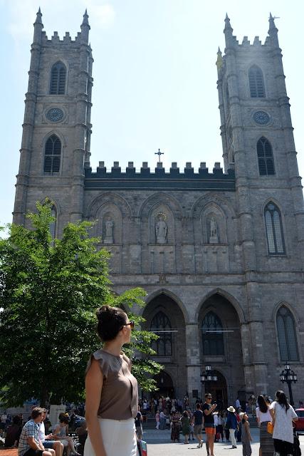 Notre Dame Kilisesi, Montreal