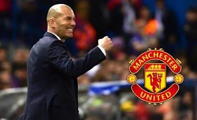 Zinedine Zidane Ready To Replace Jose Mourinho At Manchester United