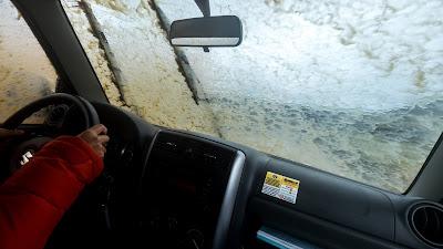 Guide de survie lors d'une tempête en Islande