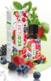 Eco Slim fogyókúrás cseppek rendelés itt