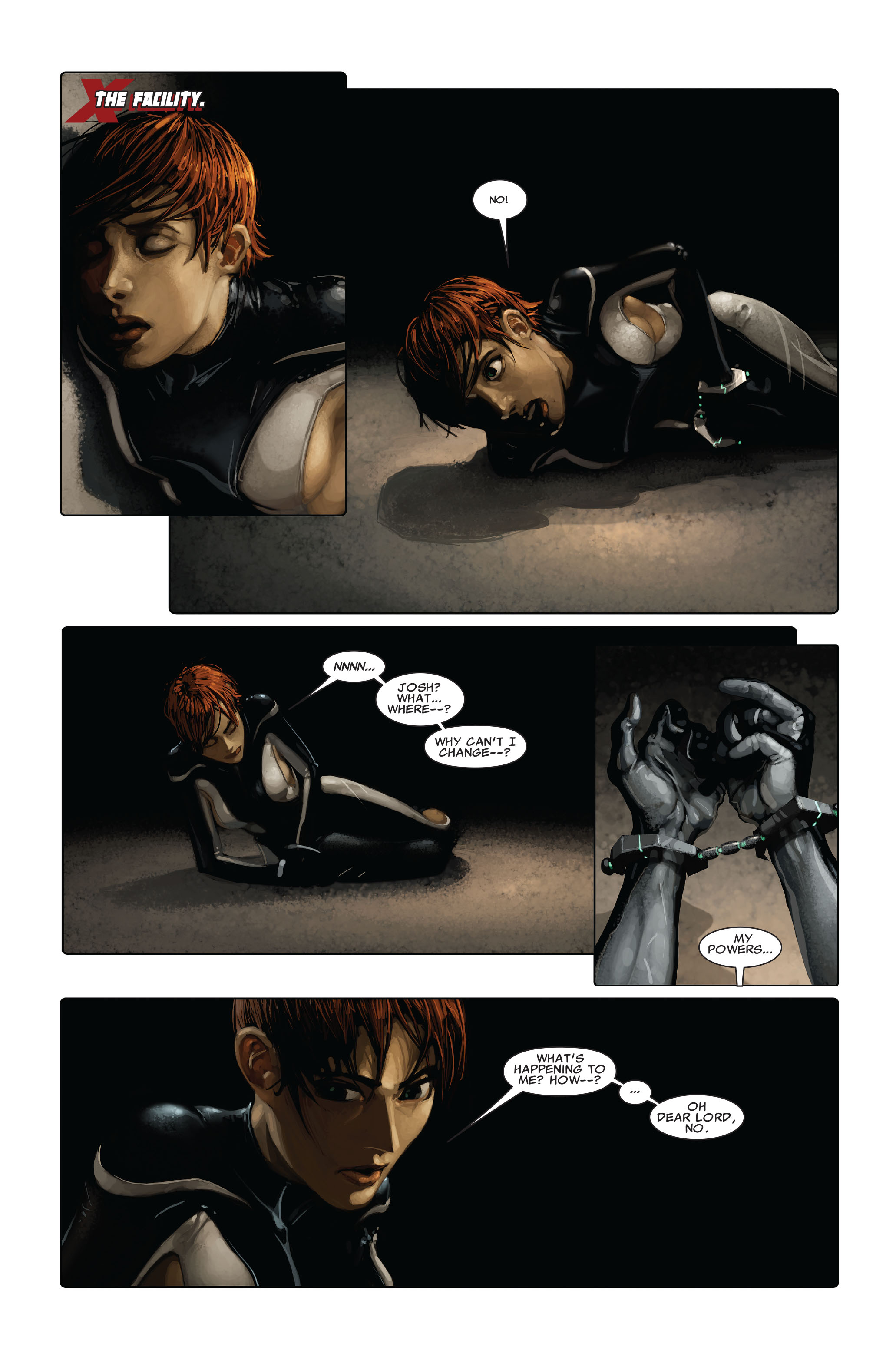 Read online X-Force (2008) comic -  Issue #5 - 10