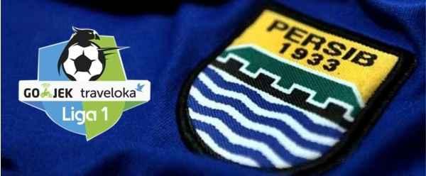 Gojek Travelola Liga 1 2017 Persib Bandung