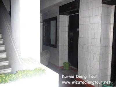 ruangan hotel bhima wonosobo