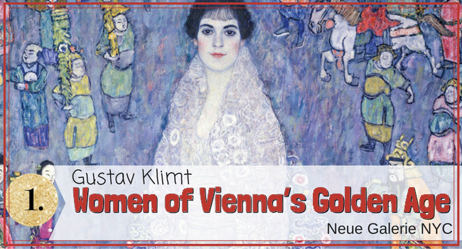 klimt nyc art shows fall 2016 http://schulmanart.blogspot.com/2016/10/5-nyc-art-shows-not-to-miss-this-fall.html