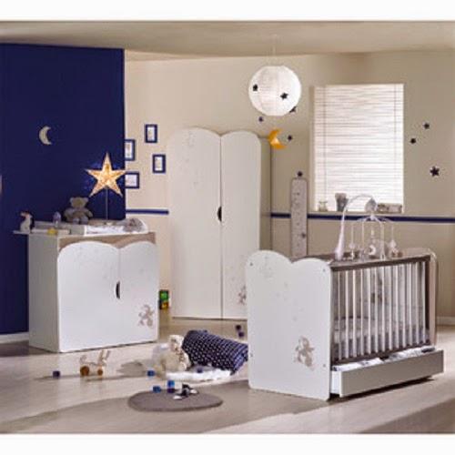 Jolie Chambre bébé aubert