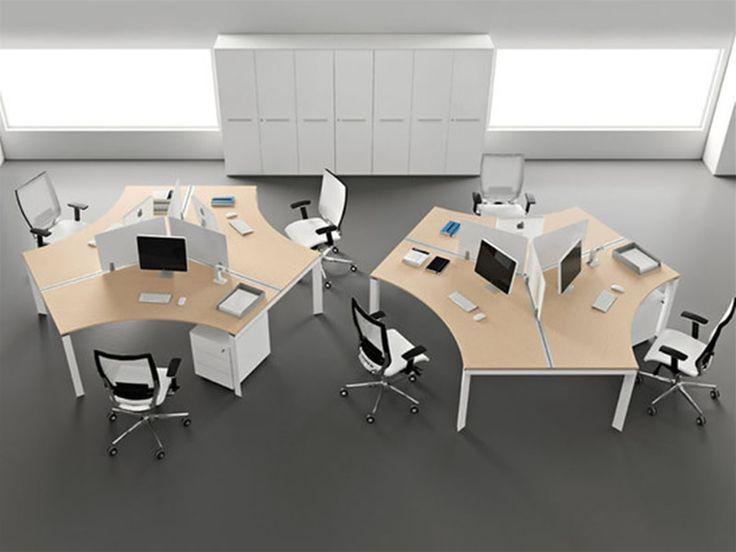 20 Desain Interior Kantor Minimalis Modern Rumah Minimalis
