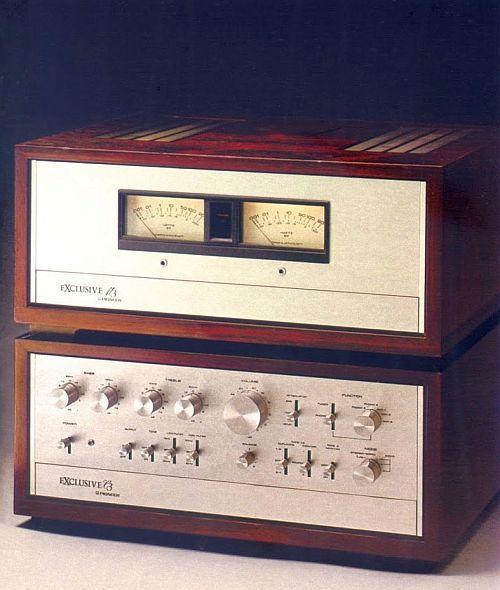 Power Amplifier by PIONEER (1973)