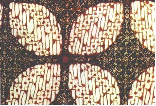 Batik Motif Parang Bligon, Ceplok Nitik Kembang Randu