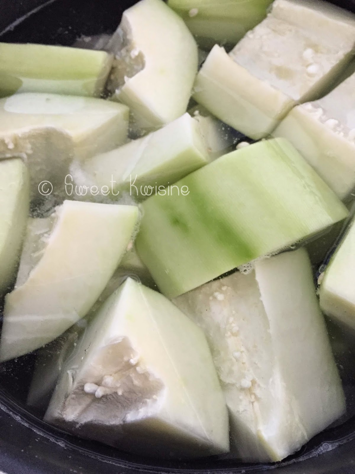 sweet kwisine, papaye, gratin, papaye verte, papaya, helthy food, carribbean, cuisine antillaise, cuisine créole, martinique, cuisine locale, caraibes, fruits tropicaux