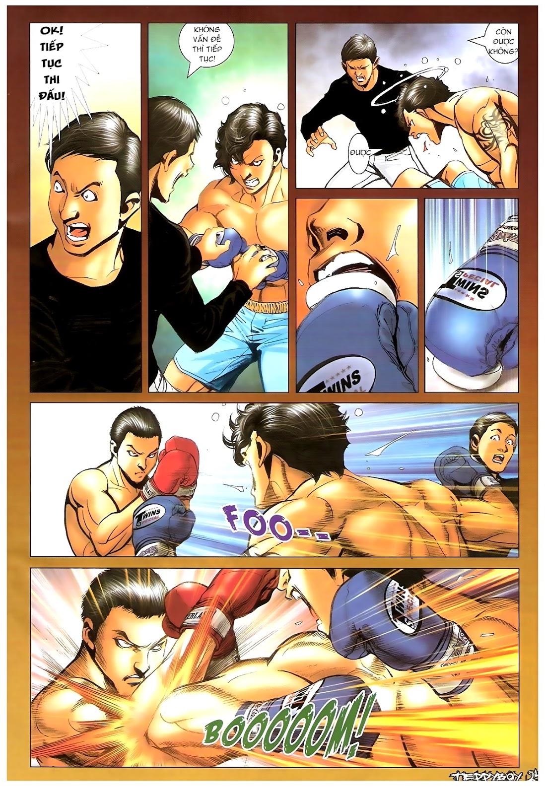 Người Trong Giang Hồ - Chapter 1377: Mượn đao giết người - Pic 21