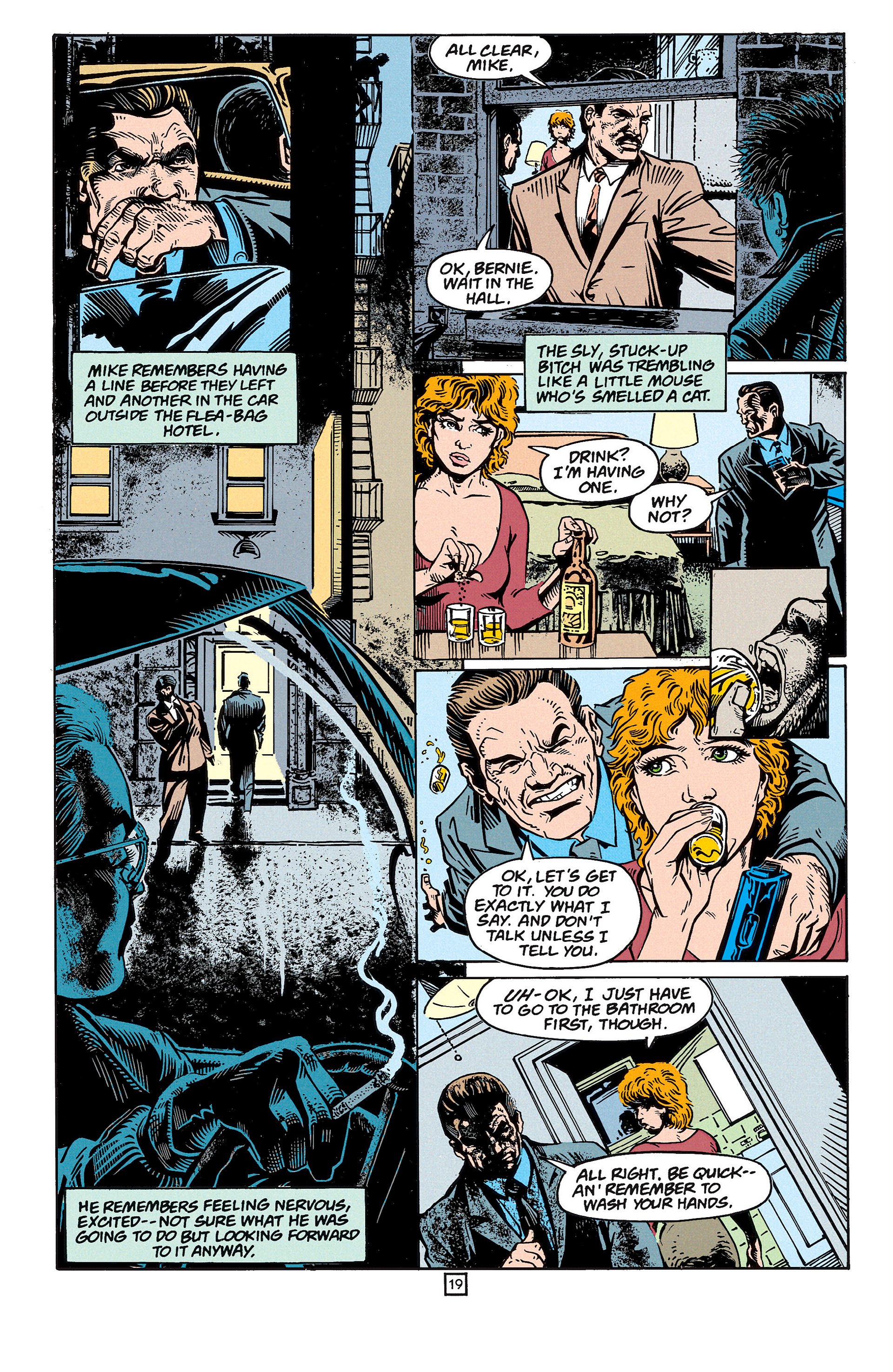 Read online Animal Man (1988) comic -  Issue #59 - 20
