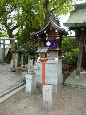 熊鷹稲荷神社