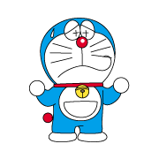 Cartoon Characters: Doraemon (PNG)