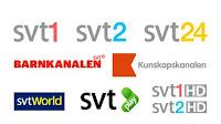 Sweden SVT1 France CANAL+ NL RTL Fox Belgium