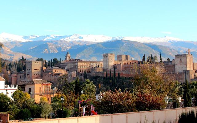 La Alhambra y Sierra Nevada