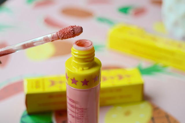 Jeffree Star 714 lipstick review