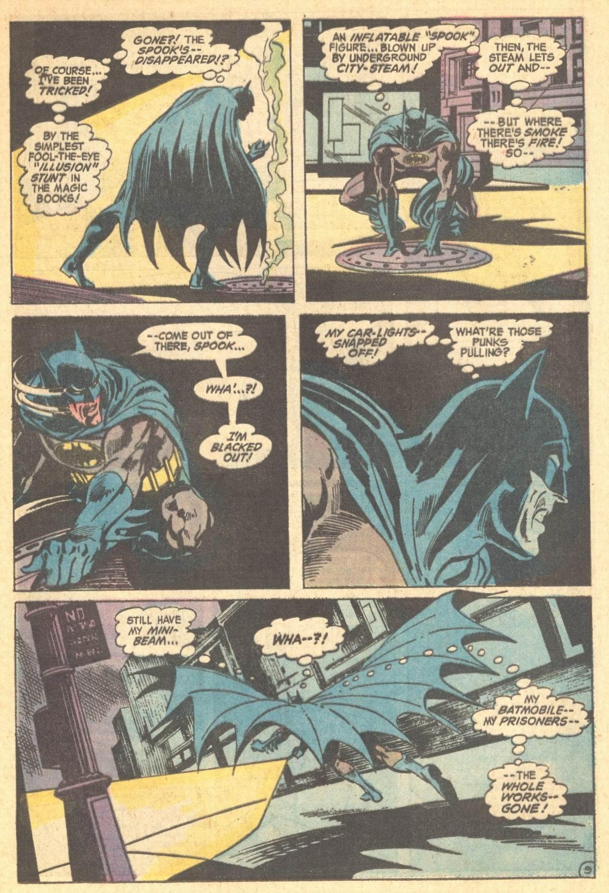 Detective Comics (1937) 434 Page 9
