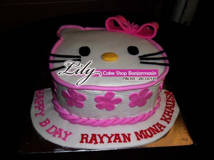 Gambar Kue Ultah Hello Kitty Holidays Oo
