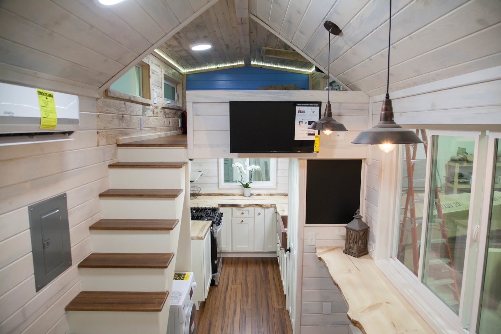 The Artist By Alpine Tiny Homes Tiny House Town