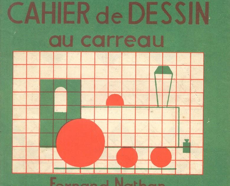 Atelier Pour Enfants Cahier De Dessin Au Carreau