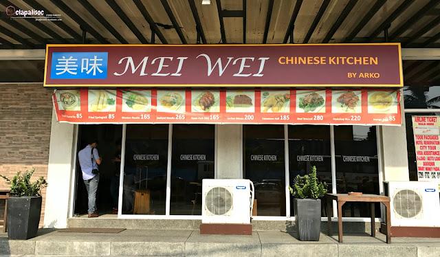 Mei Wei Chinese Kitchen