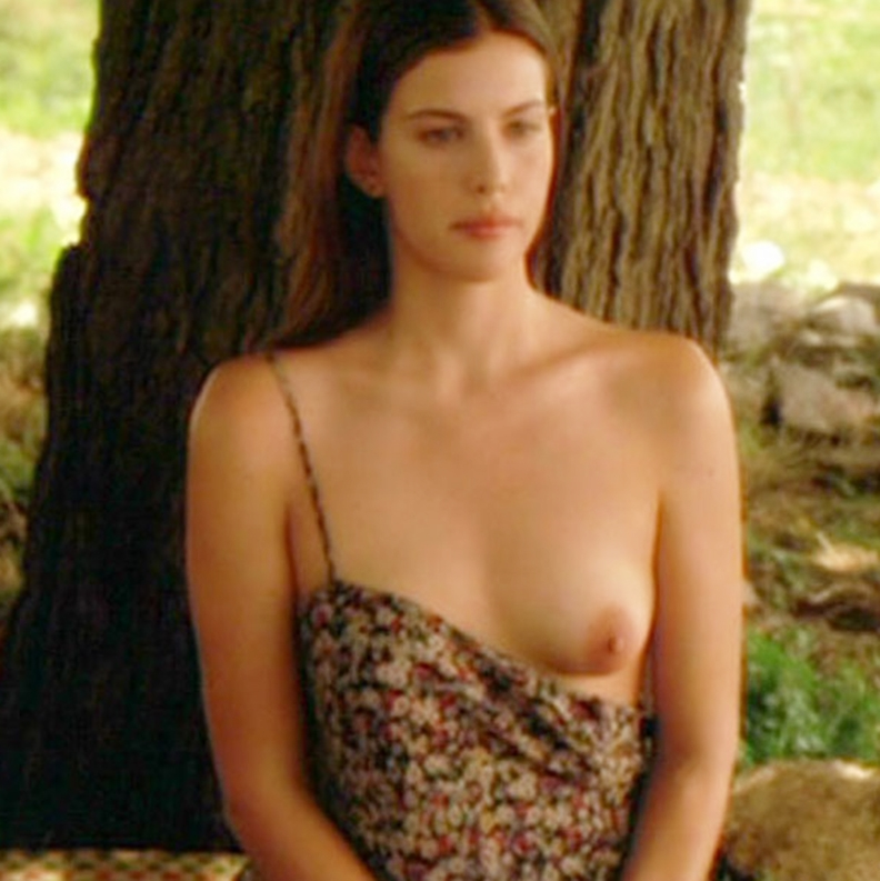 You have Actress liv tyler nude
