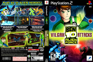 Cheat Ben 10: Alien Force-Vilgax Attacks PS2