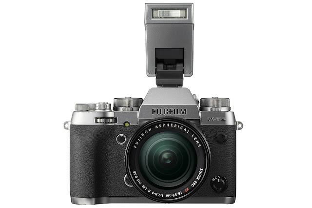 "CES 2017: Fujifilm giới thiệu ""Graphite"" X-T2 và X-Pro2"