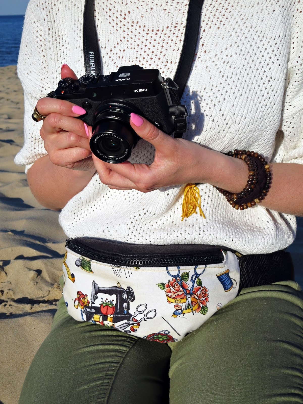 Craftoholic Blog Zrób Sobie Tatuaż Na Torebce