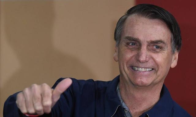 Numericamente Bolsonaro já está eleito, salvo uma verdadeira e improvável catástrofe