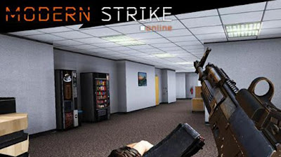 Download Game Modern Strike Online v1.19.2 Apk Mod VIP Unlimited Ammo For Android