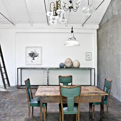 atelier rue verte le blog la couleur du jour le turquoise. Black Bedroom Furniture Sets. Home Design Ideas