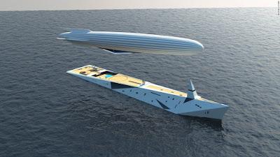 """Dare to Dream"" ονομάζετε η ιδέα για το super yacht του μέλλοντος"