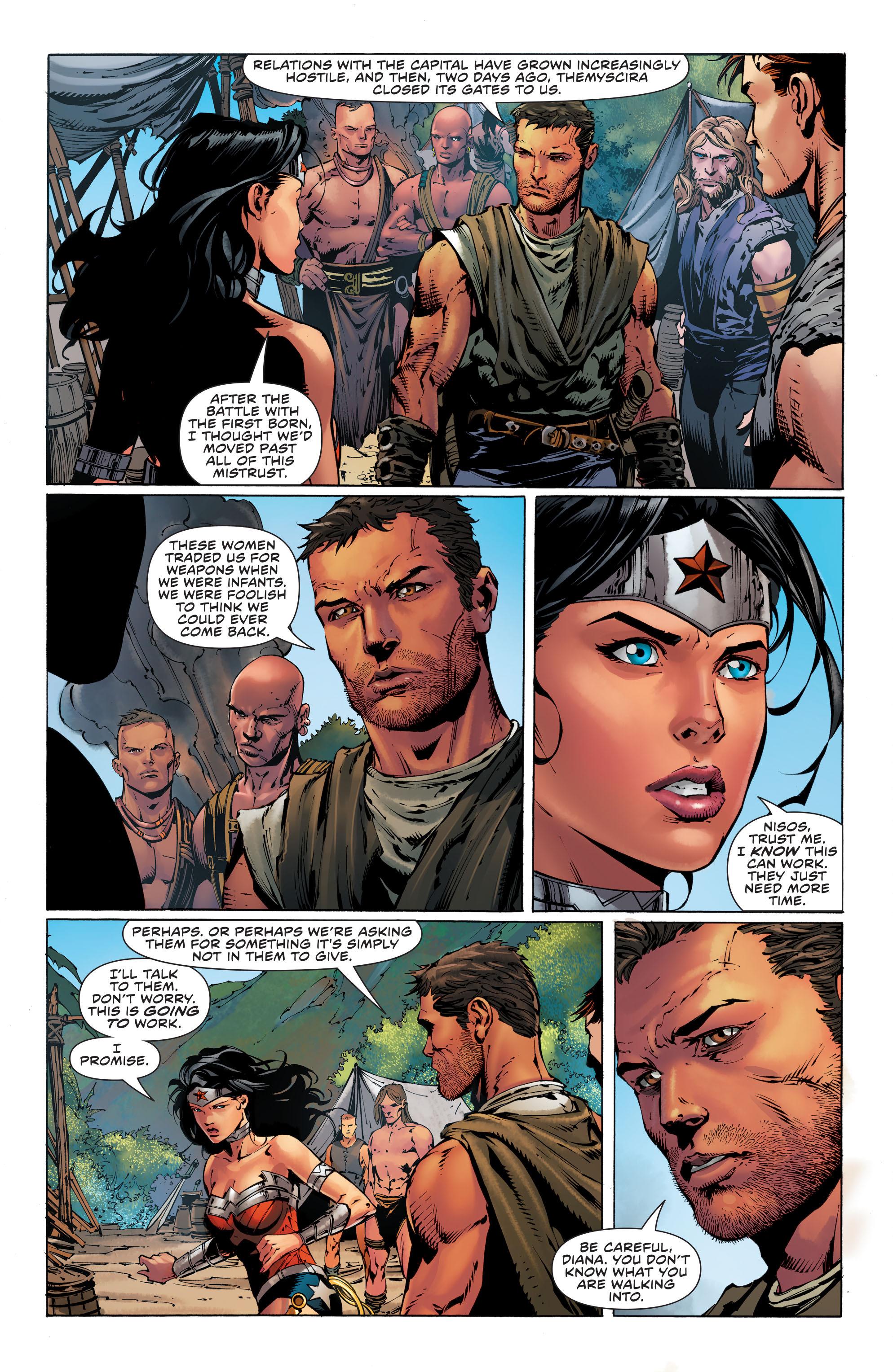 Read online Wonder Woman (2011) comic -  Issue #39 - 17