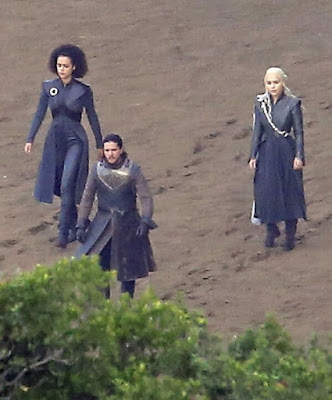Game of Thrones Season 7 images from set 2