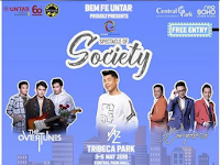 BEM FE Untar Proudly Presents Spectacle of Society