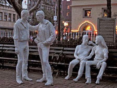 Parque Christopher en Nueva York