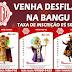 Confira as fantasias da Unidos de Bangu para o carnaval 2019
